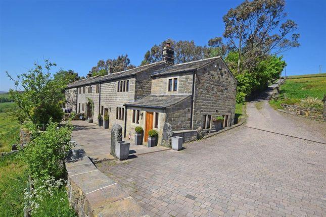 Thumbnail Semi-detached house for sale in Crossley New Road, Higher Eastwood, Todmorden, Hebden Bridge