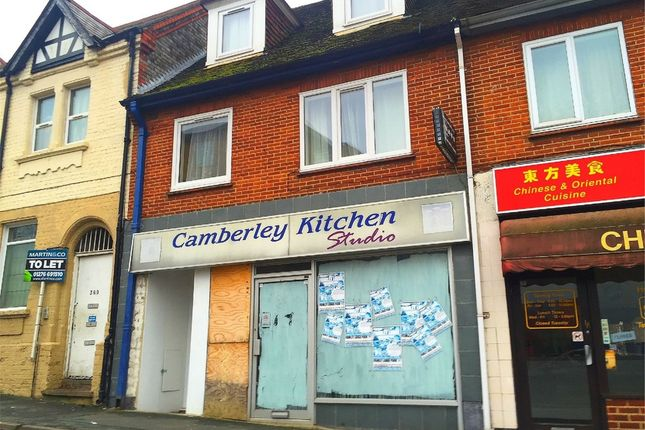 Thumbnail Land to rent in York Terrace Lane, Frimley Road, Camberley
