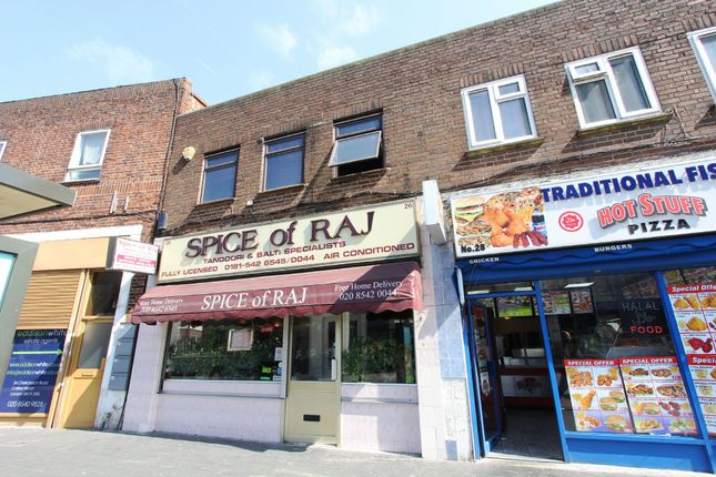 Thumbnail Restaurant/cafe to let in Christchurch Road, Colliers Wood, London