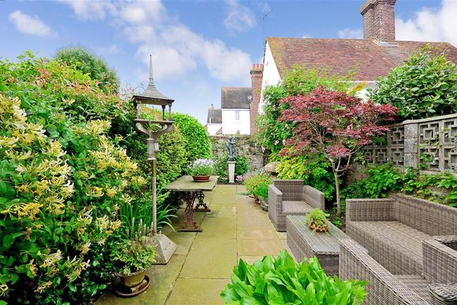 Thumbnail Terraced house for sale in Castle Street, Winchelsea, East Sussex