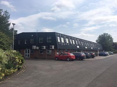 Thumbnail Office for sale in Jupiter House, Unit 8, Calleva Park, Aldermaston, Berkshire