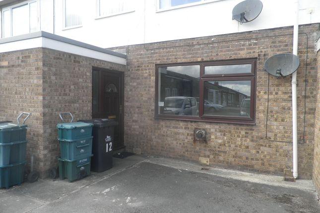 Thumbnail Flat for sale in Llys Arthur, Towyn, Abergele