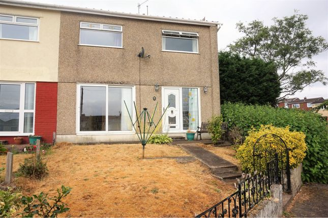 Thumbnail End terrace house for sale in Lime Court, Newport