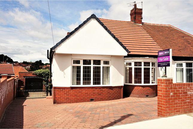 Thumbnail Bungalow for sale in Ridgeway Crescent, Sunderland