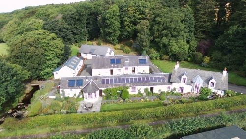 Thumbnail Hotel/guest house for sale in Ballantrae, Ayrshire