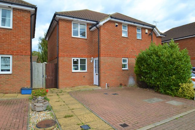 3 bed semi-detached house for sale in Beechfield Close, Borehamwood WD6