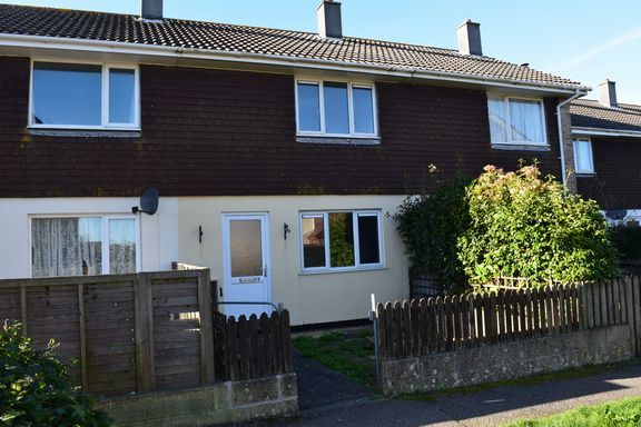 Thumbnail Terraced house for sale in Penwarne Close, Tolvaddon, Camborne