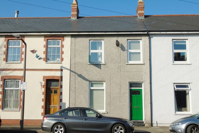 Thumbnail Terraced house for sale in Plassey Street, Penarth