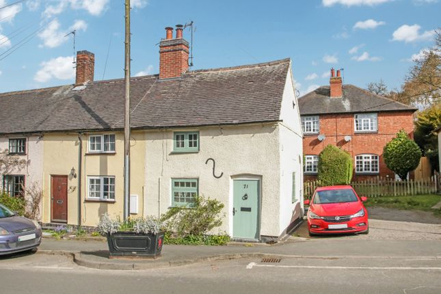 Cottage for sale in Main Street, Higham-On-The-Hill, Nuneaton
