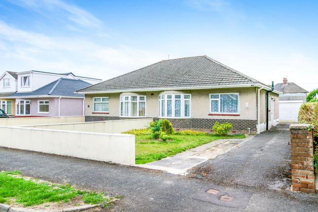 Thumbnail Bungalow to rent in Taylor Road, Bridgend