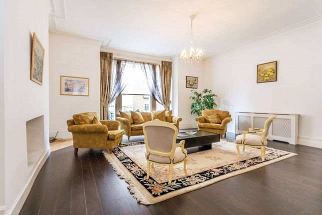 Thumbnail Terraced house to rent in South Audley Street, London