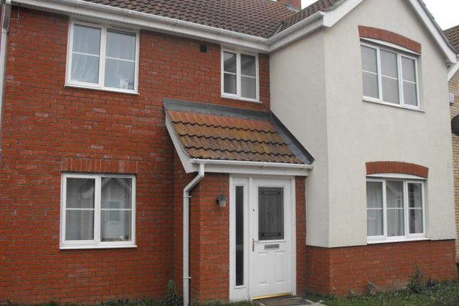 Thumbnail Property for sale in Tizzick Close, Norwich
