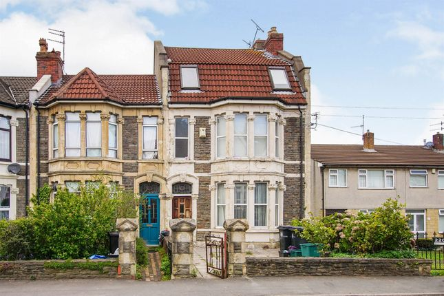 Thumbnail End terrace house for sale in Overndale Road, Downend, Bristol