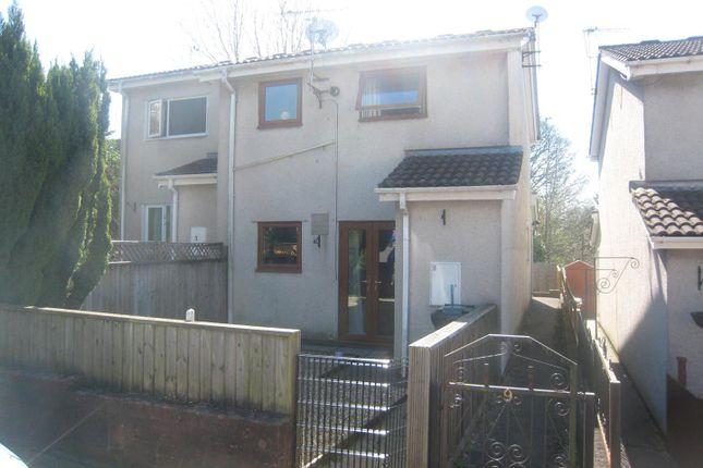 Thumbnail Semi-detached house for sale in Mount Pleasant, Malpas, Newport