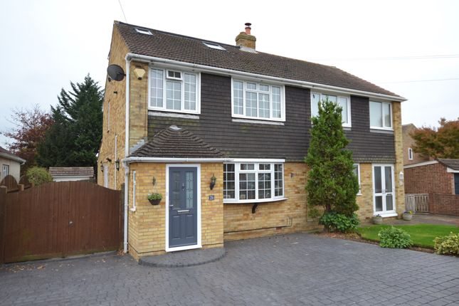 Thumbnail Semi-detached house to rent in Swain Road, Wigmore