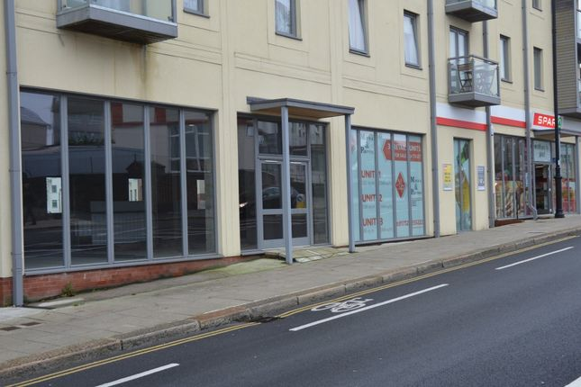 Thumbnail Retail premises to let in Park Avenue, Plymouth