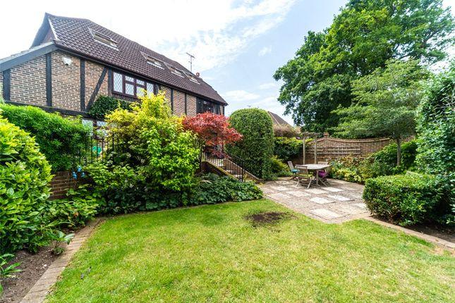 Rear Alt of Catesby Gardens, Yateley, Hampshire GU46