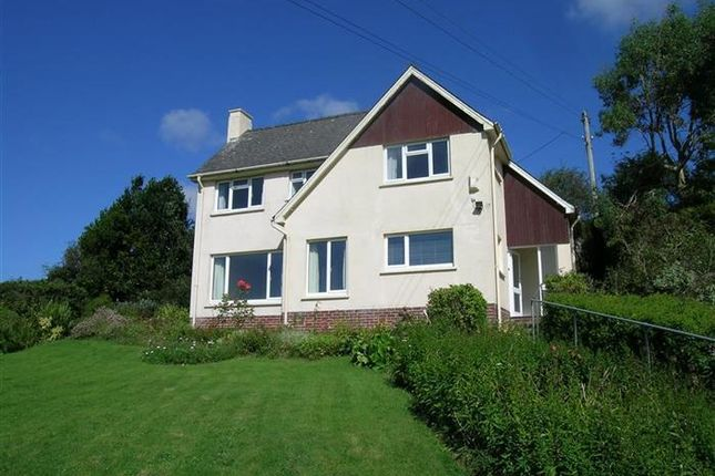 Thumbnail Detached house to rent in Down Lane, Braunton