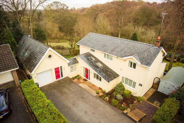 Thumbnail Detached house for sale in Stairfoot Close, Adel