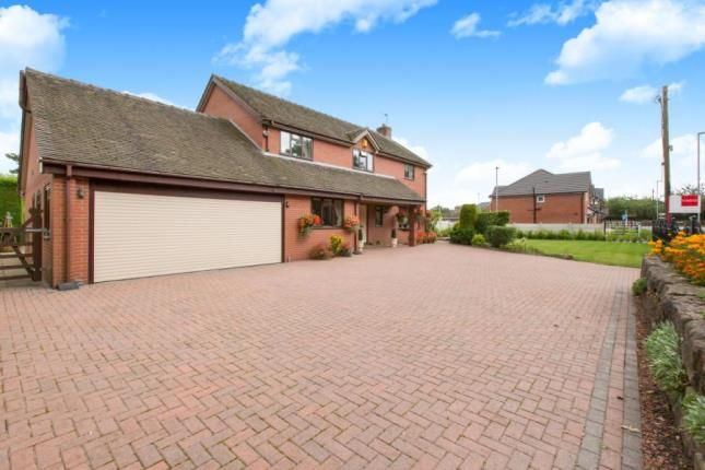 Thumbnail Property for sale in Chells Hill, Church Lawton, Stoke-On-Trent, Cheshire