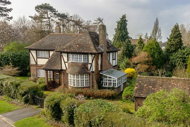 Thumbnail Detached house for sale in The Headway, Ewell Village