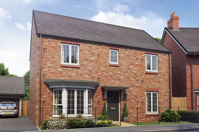 "Thumbnail Detached house for sale in ""The Winchester"" at Hartburn, Morpeth"