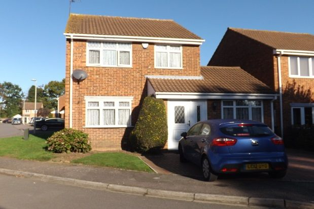 Thumbnail Detached house to rent in Jowitt Avenue, Kempston, Bedford