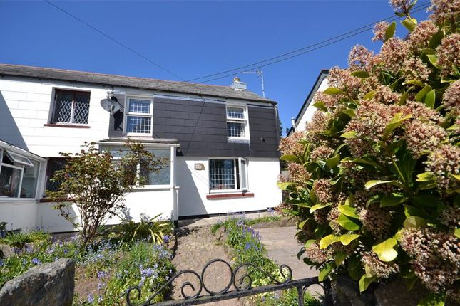 Thumbnail Semi-detached house to rent in Drakewalls, Gunnislake, Cornwall