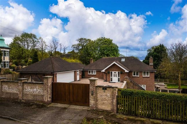 Thumbnail Detached house for sale in Victoria Crescent, Nottingham