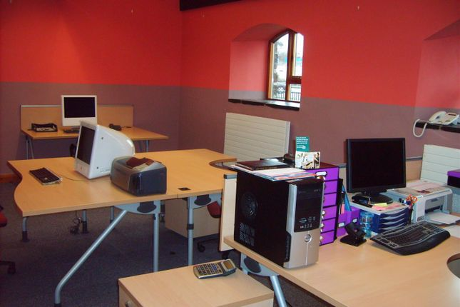 Work Station 3 of Creative Mwldan, Bath House, Cardigan SA43