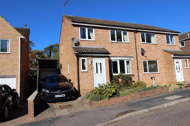 Semi-detached house to rent in Hunting Gate, Hemel Hempstead