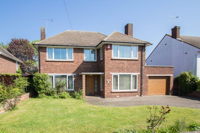 Thumbnail Detached house for sale in Kinnaird Way, Cambridge