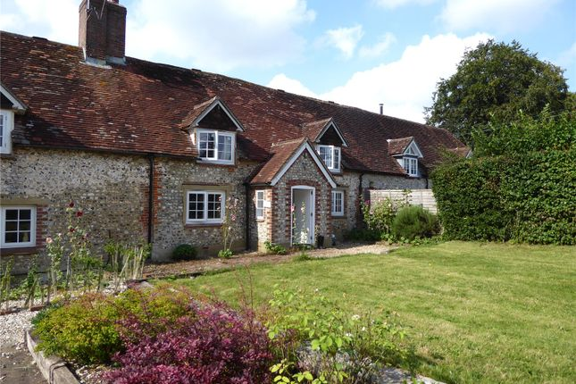 2 bed terraced house to rent in Chilgrove, Chichester, West Sussex PO18