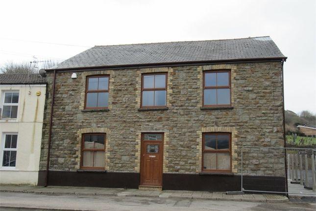 Thumbnail End terrace house for sale in Bethania Street, Maesteg, Maesteg, Mid Glamorgan