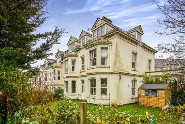 Thumbnail Flat for sale in Plymouth, Devon