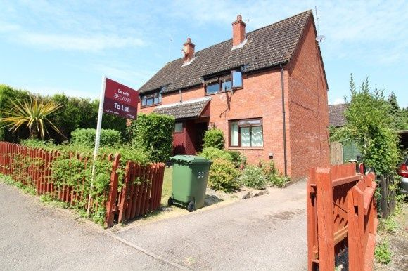 Thumbnail Flat to rent in Field Grove View, Victoria Park, Hereford