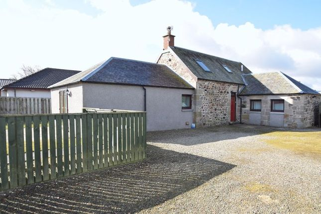 Thumbnail Cottage to rent in Mill Road, Thankerton, Biggar