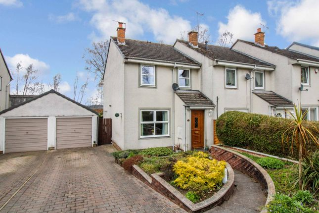Thumbnail End terrace house for sale in Woodlands, Great Corby, Carlisle