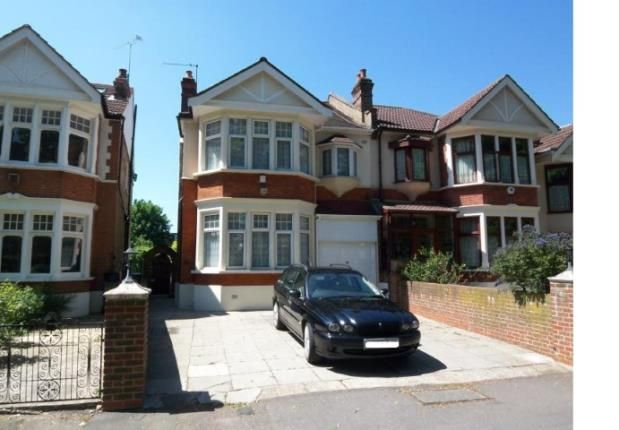 Thumbnail Semi-detached house for sale in Blake Hall Crescent, London
