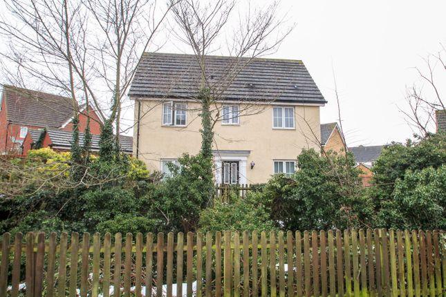 Detached house for sale in Goosander Road, Stowmarket