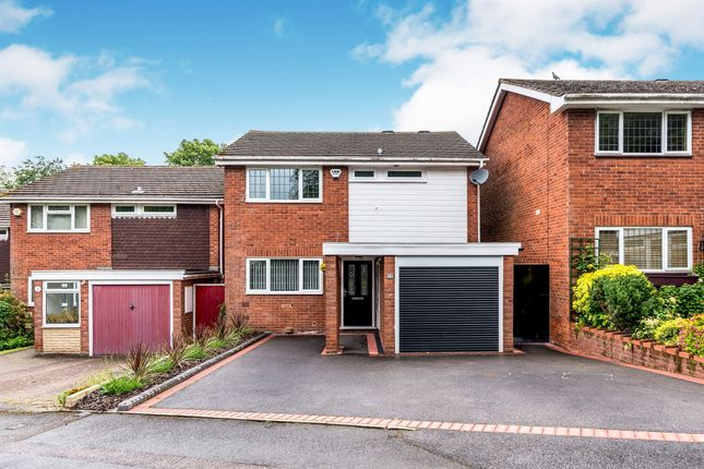 Thumbnail Detached house for sale in Seckham Road, Lichfield