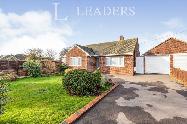 3 bed bungalow to rent in St. Marys Road, Hayling Island PO11