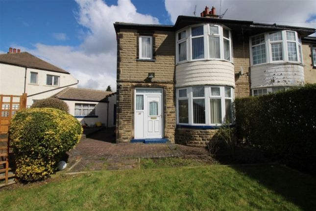 Thumbnail Semi-detached house to rent in Galloway Lane, Pudsey