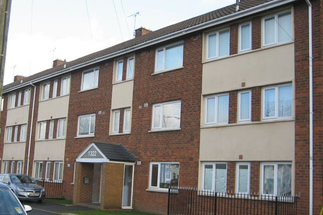 Thumbnail Flat to rent in Bristol Road South, Northfield
