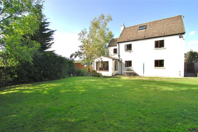 Thumbnail Detached house for sale in Orchard View, Lightpill, Stroud, Gloucestershire