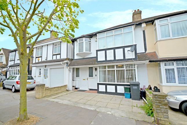 Thumbnail Terraced house to rent in Blake Road, Addiscombe, Croydon