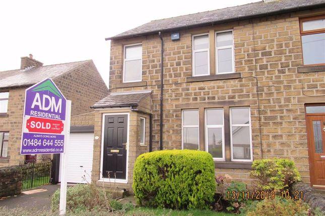 Thumbnail End terrace house for sale in Delph Lane, Netherton, Huddersfield