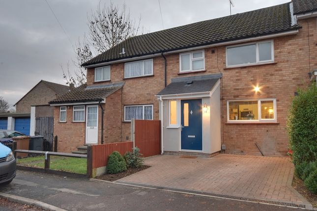 Thumbnail Terraced house for sale in Parkers Field, Stevenage, Hertfordshire
