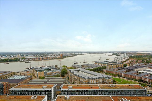 Thumbnail Property to rent in Royal Arsenal Riverside, Compton House, London