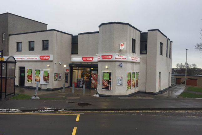 Thumbnail Retail premises for sale in 8/10 Mercer Place, Dunfermline